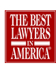 Selected for Best Lawyers in America - Personal Injury Litigation