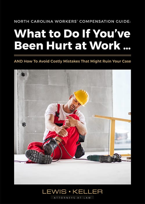"Cover of ""What to Do If You've Been Hurt at Work"" ebook"