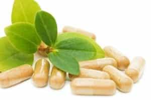 Herbal Medicine Stock Photo