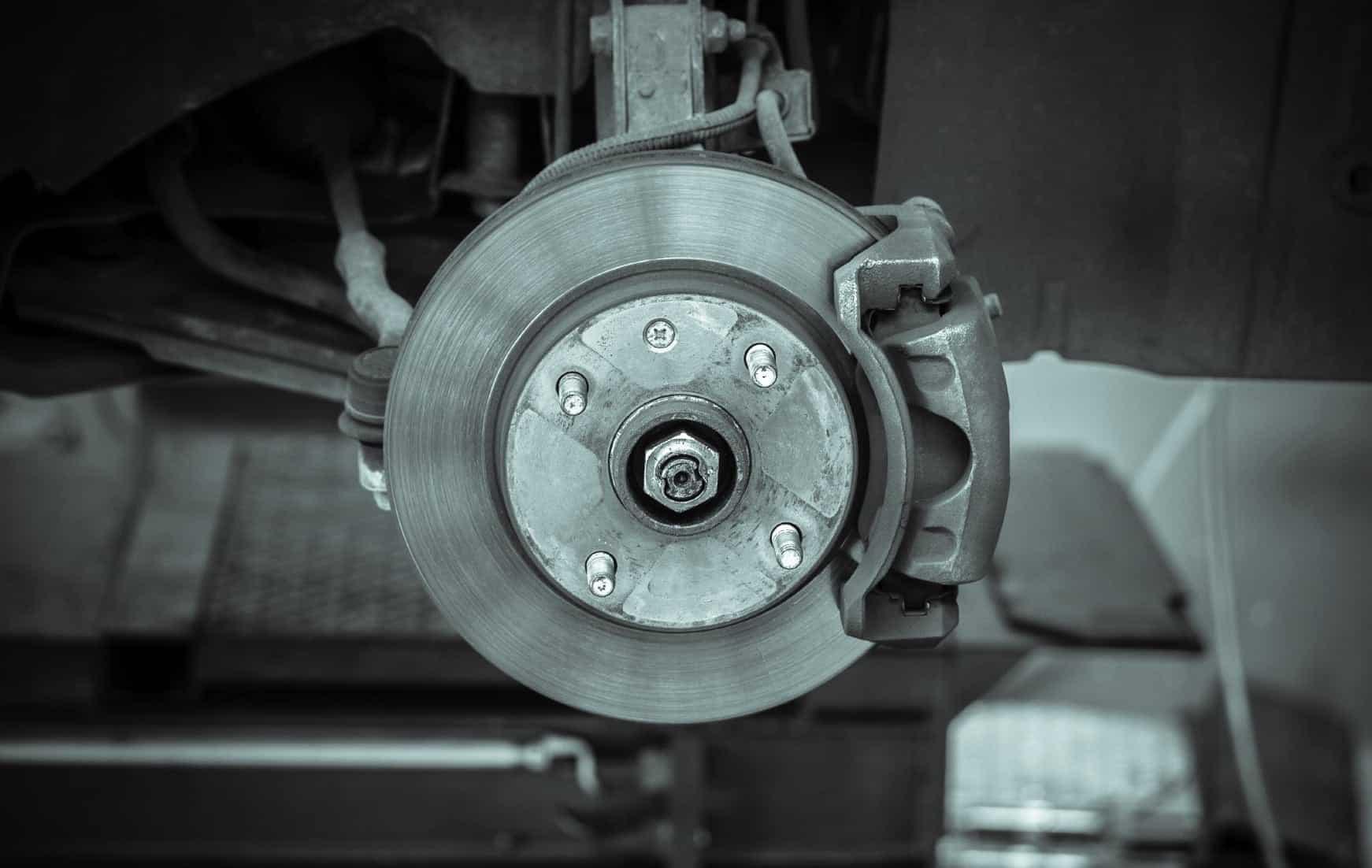 Wheel Bearing Stock Photo