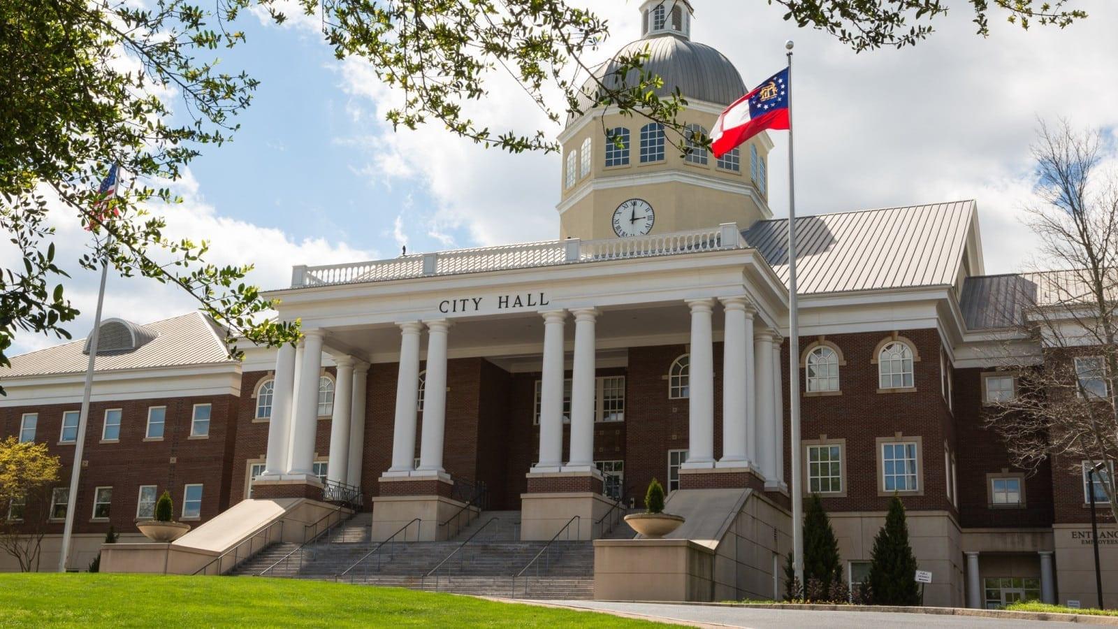 City Hall - Greensboro, North Carolina